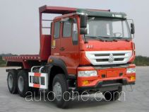 Sida Steyr ZZ3251M3441D1T flatbed dump truck