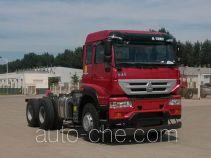 Sida Steyr ZZ3251N3241E1 dump truck chassis