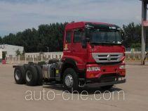 Sida Steyr ZZ3251N3441E1 dump truck chassis
