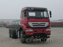 Sida Steyr ZZ3251N344GE1 dump truck chassis