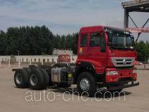 Sida Steyr ZZ3251N3641E1 dump truck chassis