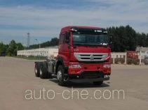 Sida Steyr ZZ3251N3841E1 dump truck chassis