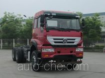 Sida Steyr ZZ3251N384GE1 dump truck chassis