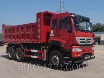 Sida Steyr ZZ3251N414GE1 dump truck