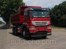 Sida Steyr ZZ3251N4241E1 dump truck