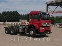 Sida Steyr ZZ3251N4241E1 dump truck chassis