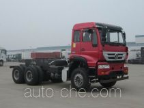 Sida Steyr ZZ3251N444GE1 dump truck chassis