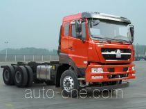 Sida Steyr ZZ3253N3641D1N dump truck chassis
