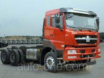 Sida Steyr ZZ3253N3841D1N dump truck chassis