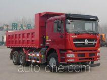 斯达-斯太尔牌ZZ3253N4041E1L型自卸汽车