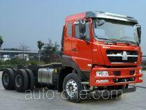 Sida Steyr ZZ3253N4141D1N dump truck chassis