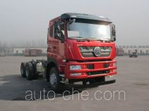 Sida Steyr ZZ3253N4341E1N dump truck chassis