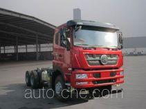 Sida Steyr ZZ3253N4641E1N dump truck chassis