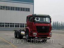 Sinotruk Hohan ZZ3255M3843E1L dump truck chassis