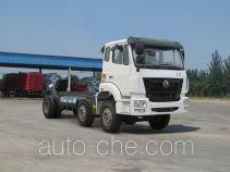 Sinotruk Hohan ZZ3255M38C3E1L dump truck chassis