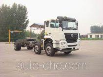 Sinotruk Hohan ZZ3255M48C3D1 dump truck chassis
