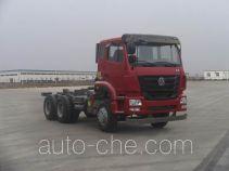 Sinotruk Hohan ZZ3255N3643E1 dump truck chassis