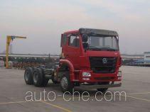 Sinotruk Hohan ZZ3255N3646E1 dump truck chassis