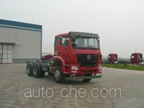 Sinotruk Hohan ZZ3255N3843E1 dump truck chassis
