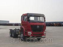 Sinotruk Hohan ZZ3255N3846E1 dump truck chassis