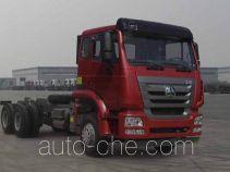 Sinotruk Hohan ZZ3255N4346E1 dump truck chassis