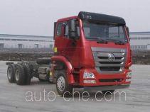 Sinotruk Hohan ZZ3255N4946E1 dump truck chassis