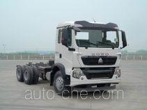 Sinotruk Howo ZZ3257N324GE1 dump truck chassis
