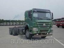 Sinotruk Howo ZZ3257N3847E1 dump truck chassis