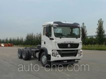 Sinotruk Howo ZZ3257N384GE1 dump truck chassis