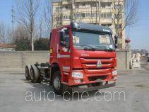Sinotruk Howo ZZ3257N4147E1 dump truck chassis