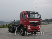 Homan ZZ3258M40EB0 dump truck chassis