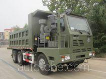 威泺牌ZZ3259M324PC3型自卸汽车