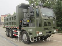 威泺牌ZZ3259M324PD3型自卸汽车