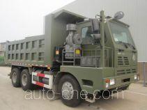 威泺牌ZZ3259M344PC3型自卸汽车