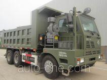 威泺牌ZZ3259M344PD3型自卸汽车