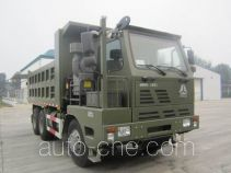 威泺牌ZZ3259M364PC3型自卸汽车