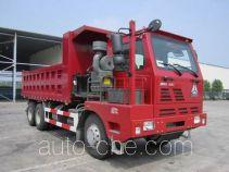 威泺牌ZZ3259M384PC3型自卸汽车