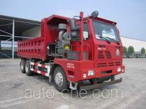 威泺牌ZZ3259M384PD3型自卸汽车