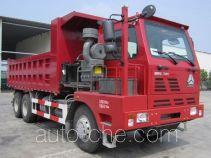 威泺牌ZZ3259M414PD3型自卸汽车