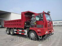 威泺牌ZZ3259M434PD3型自卸汽车