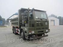 威泺牌ZZ3259N324PD3型自卸汽车