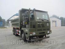 威泺牌ZZ3259N364PD3型自卸汽车