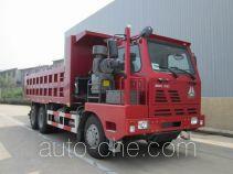 威泺牌ZZ3259N414PC3型自卸汽车