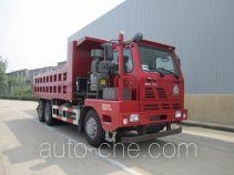 威泺牌ZZ3259N414PD3型自卸汽车