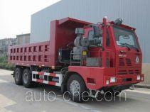 威泺牌ZZ3259N434PC3型自卸汽车