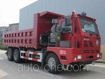 威泺牌ZZ3259N434PD3型自卸汽车