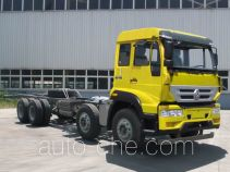 Sida Steyr ZZ3311M276GD1 dump truck chassis