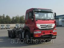 Sida Steyr ZZ3311N306GE1 dump truck chassis