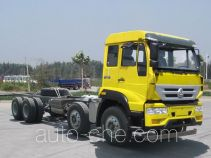 Sida Steyr ZZ3311N326GD1 dump truck chassis