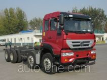 Sida Steyr ZZ3311N326GE1 dump truck chassis